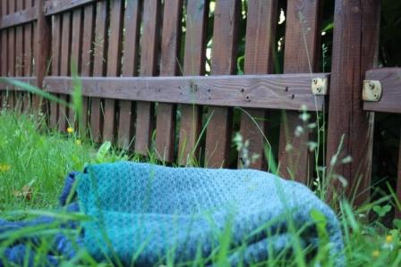 Der Dragon im Garten
